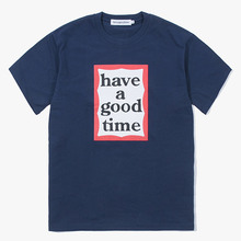 [Have a good time] Frame S/S Tee - Navy