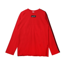 [PLASMA SPHERE] Cord Tee - Red