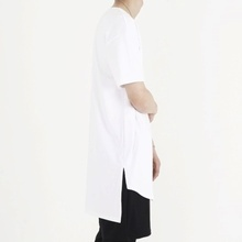 [Nar_Yoke] 17ss Layered T-shirt (2Ver.) - White