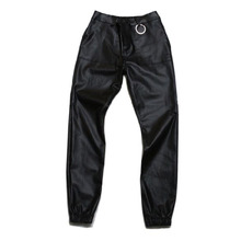 [KICKSHAW] O-RING COATING JEAN - BLACK