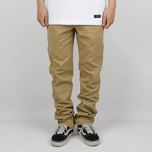 [LOKWARD] BASIC COTTON PANTS (BEIGE)