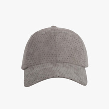 [DOPE] Perforated Suede Cap