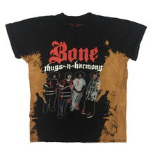 [VINTAGE WEAR] Bone Thugs N Harmony Eternal 1999 tee - Multi