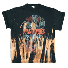 [VINTAGE WEAR] Guns And Roses Celtic Angel tee - Multi