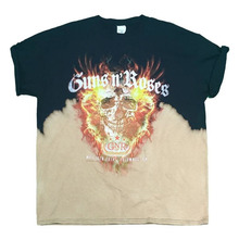 [VINTAGE WEAR] Guns And Roses Rise tee - Multi