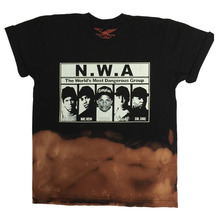 "[VINTAGE WEAR] N.W.A ""Most Dangerous"" tee - Multi"