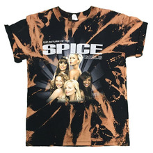[VINTAGE WEAR] Spice Girls Signature tee - Multi