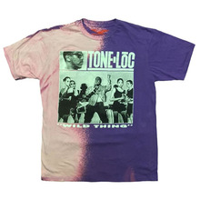 [VINTAGE WEAR] Tone Loc Wild Thang Licensed tee - Multi