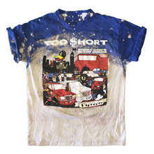 [VINTAGE WEAR] Too Short Short Dog tee - Multi