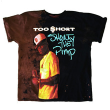 [VINTAGE WEAR] Too Short Shorty The Pimp tee - Multi
