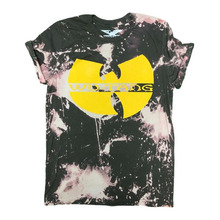 [VINTAGE WEAR] Wu-tang Cream Olive tee - Multi
