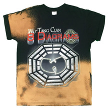 [VINTAGE WEAR] Wu-tang 8 Diagrams tee - Multi