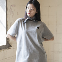 (35%할인)[MSUL] Ti_Me Short Tee - Gray