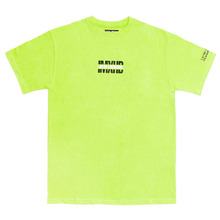 IMXHB Logo T-Shirts - Green Yellow