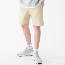 [MASSNOUN] LIGHTGRAYISH SHORT PANTS MUVSP001-BG
