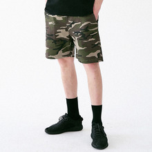 [MASSNOUN] DEFENSE CAMO SHORT PANTS MUVSP002-CM
