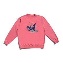 [30%할인][PL.HAMING]Astronaut on Tube sweatshirts - PINK