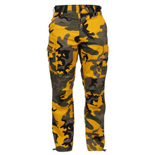 [Rothco] Color Camo Tactical BDU Pant - Yellow Camo
