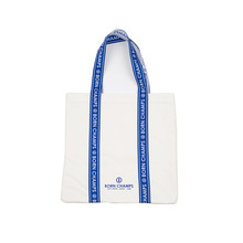 [Bornchamps] BC TAPE ECO BAG - WHITE