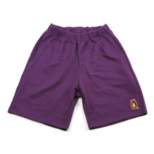 [A PIECE OF CAKE] Grapegummy 1/2 Pants_Purple