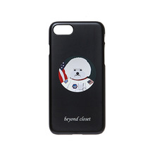 [beyondcloset] APOLLO DOG IPHONE7 CASE BLACK