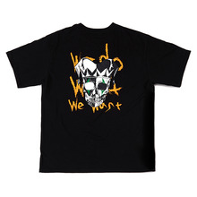 [Now or Never]CLOWN T-shirts BLACK