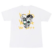[Now or Never]CLOWN T-shirts White