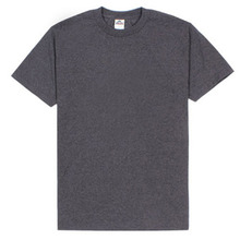 (1301)Adult Short Sleeve Tee - Charcoal