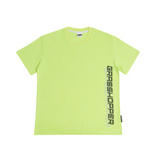 [GRASSHOPPER] Dot Logo T-shirt - Neon