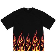 [30%sale][VETEZE] Flame T-Shirts