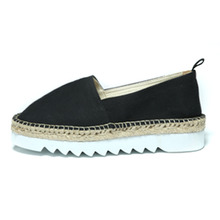 [1997 PITT STREET]basic slip-on(black)RENEWAL