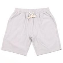 [MELROY] Washing Banding Pants (GRAY)