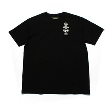 [Behind The Scenes]Accident logo tee Black