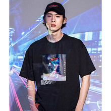 [30%세일][DEPASCAL] Swish T-Shirt Black