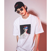 [30%세일][DEPASCAL] Swish T-Shirt White
