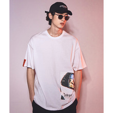 [30%세일][DEPASCAL] Car Print T-Shirt White
