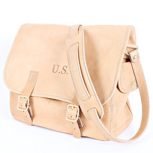 [AGINGCCC]34# US MUSETTE LEATHER BAG
