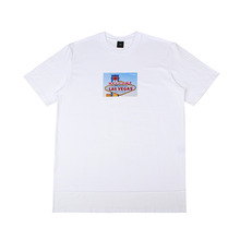 [10%할인][EINEN]Peerless Wellas 1/2 T-Shirts White