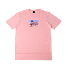 [10%할인][EINEN]Peerless Wellas 1/2 T-Shirts Pink