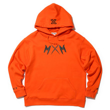 [MAGNUMX] Logo HOOD T-shirt (ORANGE)