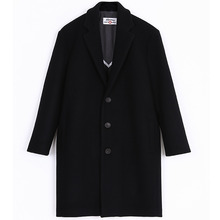 [MAGNUMX] COAT (BLACK)