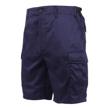 [Rothco] Solid BDU Shorts - Navy Blue