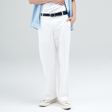 [30%할인][INTAR] WIDE PANT - WHITE