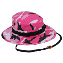 [Rothco] Camo Boonie Hat - Pink Camo