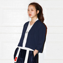[30%할인][SEOUL BEAM] KOREAN SHIRT - NAVY