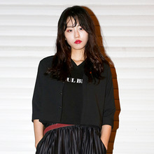 [30%할인][SEOUL BEAM] KOREAN SHIRT - BLACK