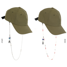 [WHATEVER] Cap x Eyewear holder - Khaki