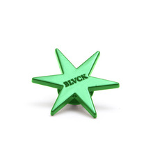 [BLACK SCALE] Six Point Star Pin