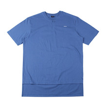 [10%할인][EINEN]Peerless O-Ring Zippper 1/2 T-Shirts Blue