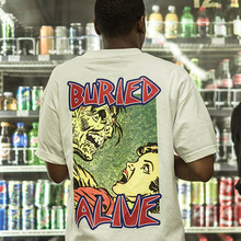 [30%OFF] [Buried Alive] Tendency Tee_White